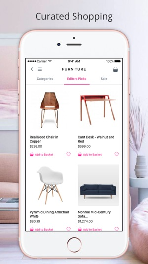 domino Home Decor Interior Design Ideas & Shopping on the App Store