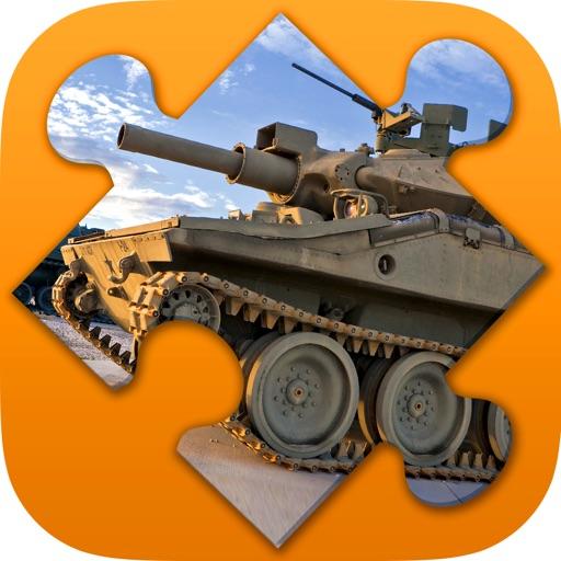 Military Tank Jigsaw Puzzles HD