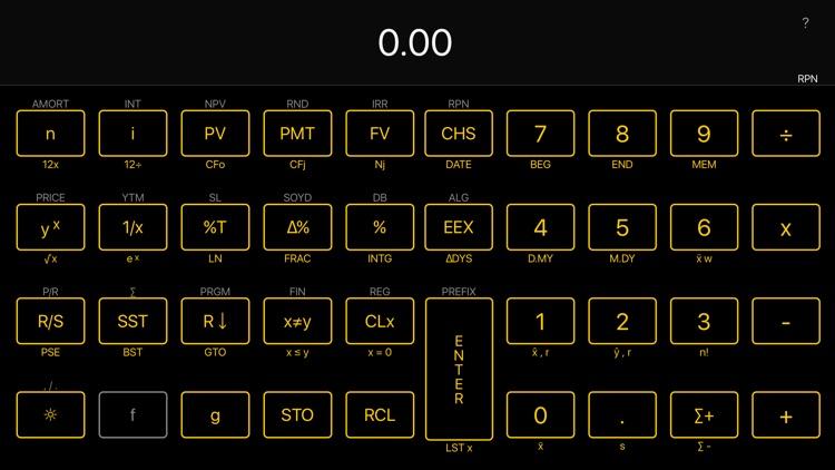 Financial Calculator Premium screenshot-3