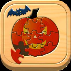 Kinder Halloween Rätsel und Logik-Spiele