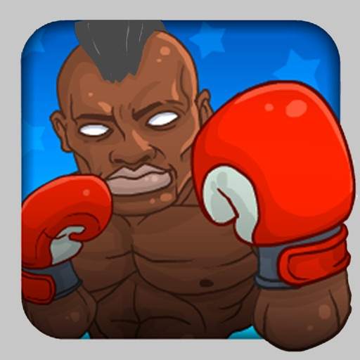 Super Punch Combat Icon