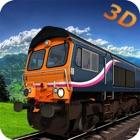 поезд двигателя поезд симулятор езды icon