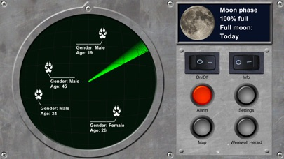 download Werewolf Locator apps 3