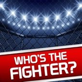 Who's the Fighter? Free MMA Sport Word Pic Quiz Game!