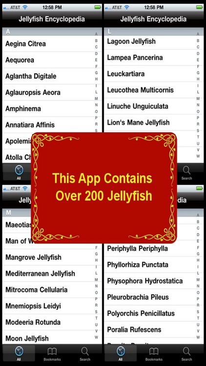 Jellyfish Encyclopedia screenshot-3