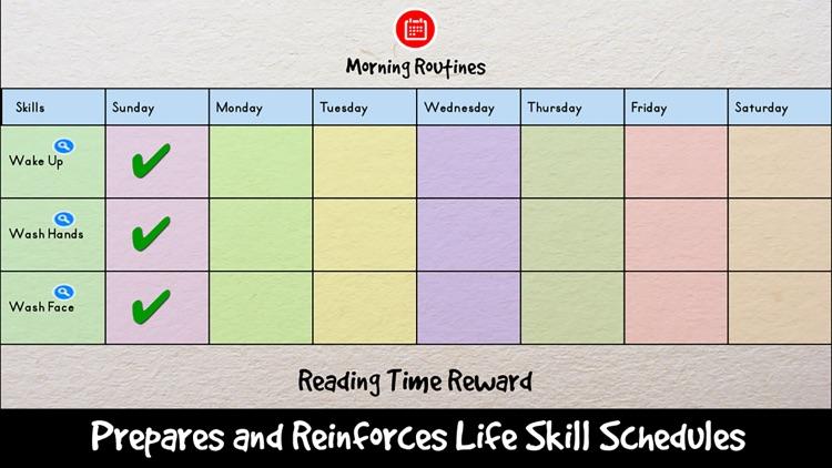 Life Skills: Visual Schedule Planner - Free screenshot-3