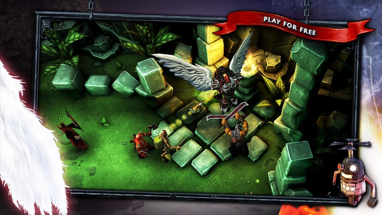 Soulcraft - Action RPG screenshot-4