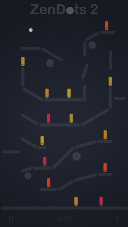 ZenDots 2 - One Dot's Journey