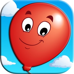 Kids Balloon Pop Game - Balloon Popping for Baby