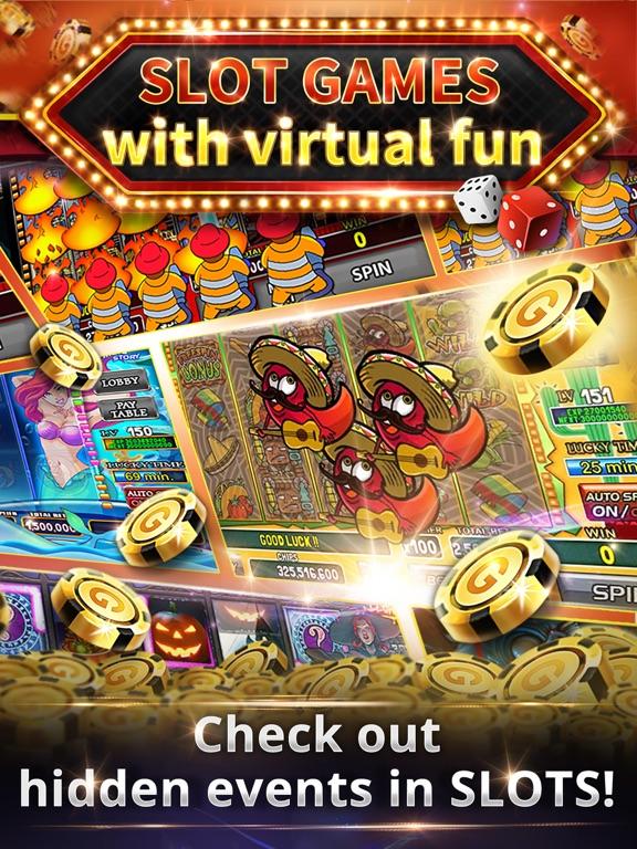 social slots casino