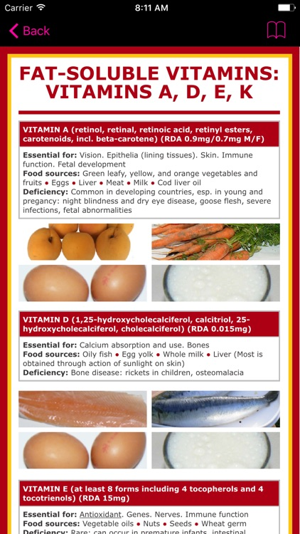 Vitamin K Counter plus 250 Heart Healthy Foods screenshot-3