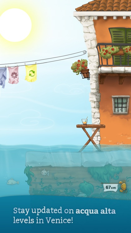 Venice tides screenshot-0