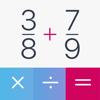 Fraction Calculator Pro Plus