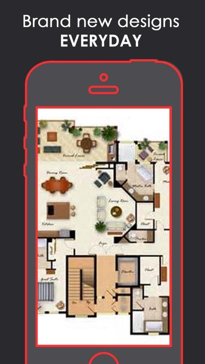 Magical Floor Plan   Layout & Home Designs catalog screenshot-4
