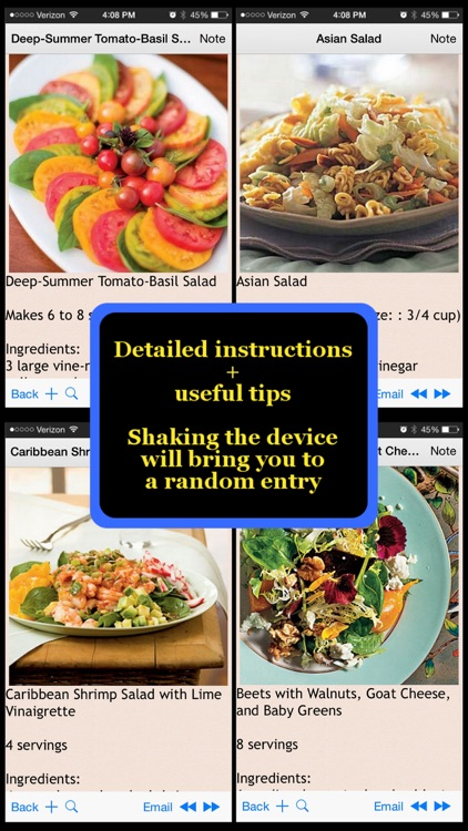 500 Salad Recipes