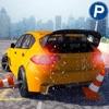 多层雪车停车场疯狂3D模拟器 - Multi-Storey Car Parking Game