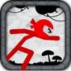 Stick-man War Ninja Jump-ing Extreme Fight-ing