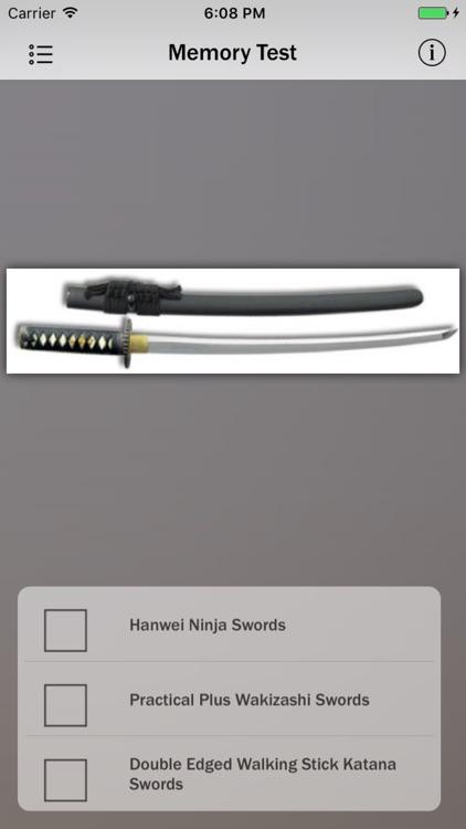 Swords Info!