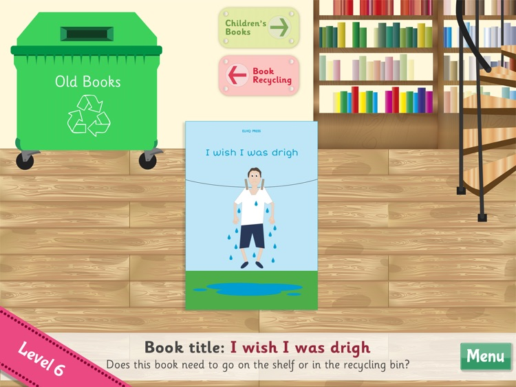 Phonic Street - helping children learn to read screenshot-4