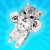 Gatito feliz: Amigo Virtual 3D