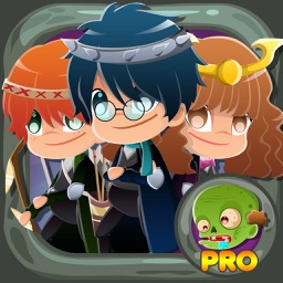 Wizard Heroes vs Beasts- Zombies Defense Game Pro