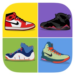 Guess the Sneakers - Kicks Quiz for Sneakerheads