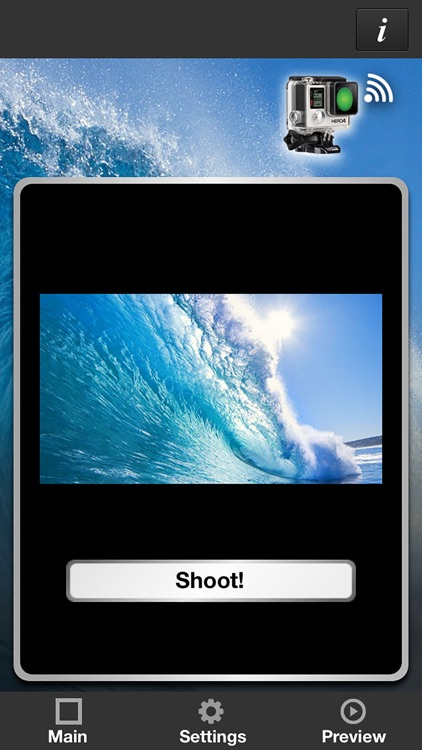 Remote Control for GoPro Hero 4 Silver screenshot-3