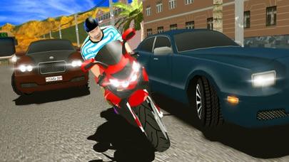 点击获取Bike Race Free - Highway Traffic Rider Simulator