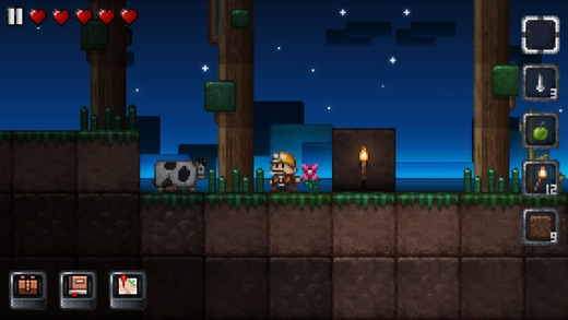 Junk Jack Retro Screenshot