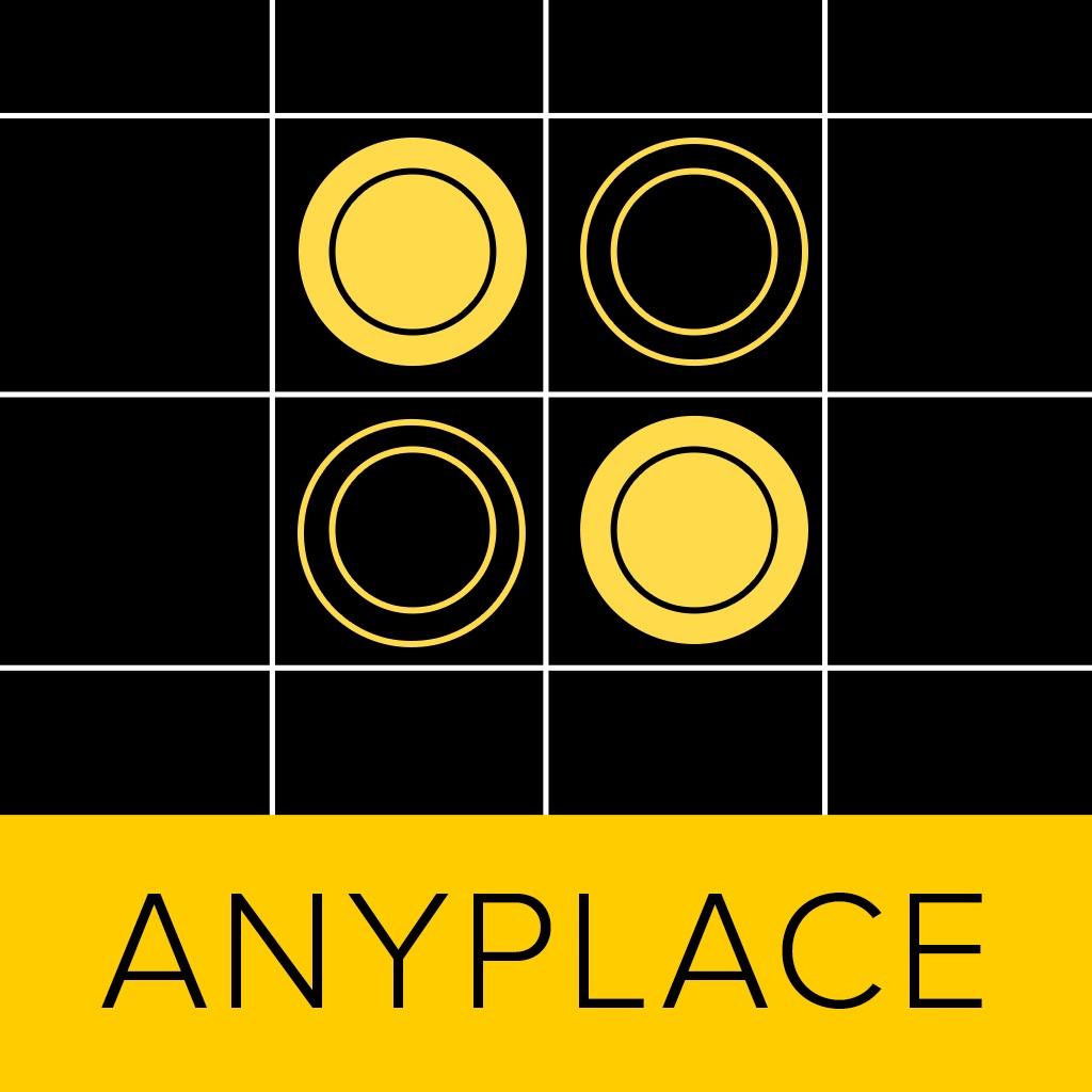 Anyplace Reversi - Othello : black & white hack
