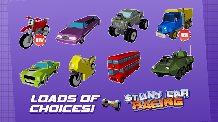 Stunt Car Racing Premium screenshot-4