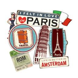 European Stickers
