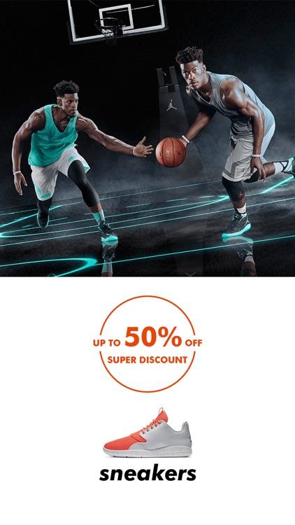 Sports Shoes Store for jordan