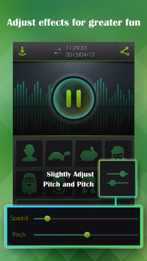 Voice Changer, Sound Recorder on the App Store