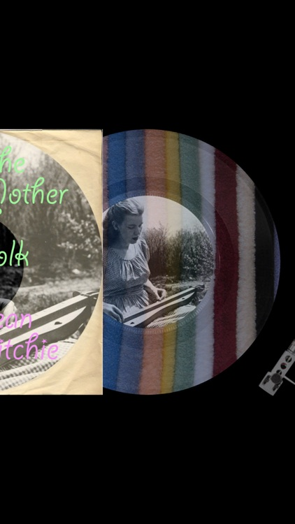 The Mother of Folk - Jean Ritchie