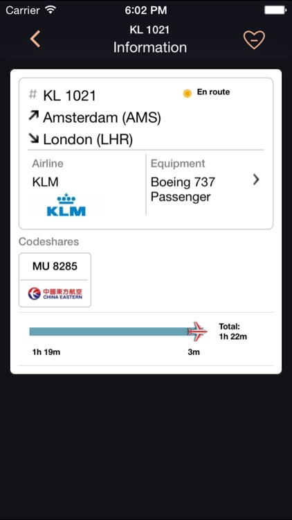 Airline Flight Status Tracking screenshot-2