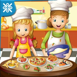 Crazy Kitchen Fever Story Kids Chef Restaurant
