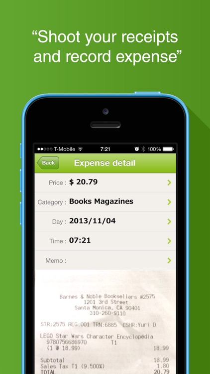 Quick Money Premium: Budgeting, Expense, Spending screenshot-3
