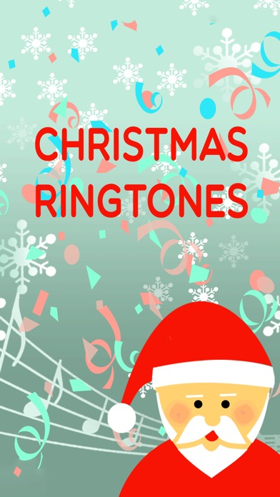 screenshot 1 for christmas ringtones tunes and holiday songs free - Christmas Ringtones