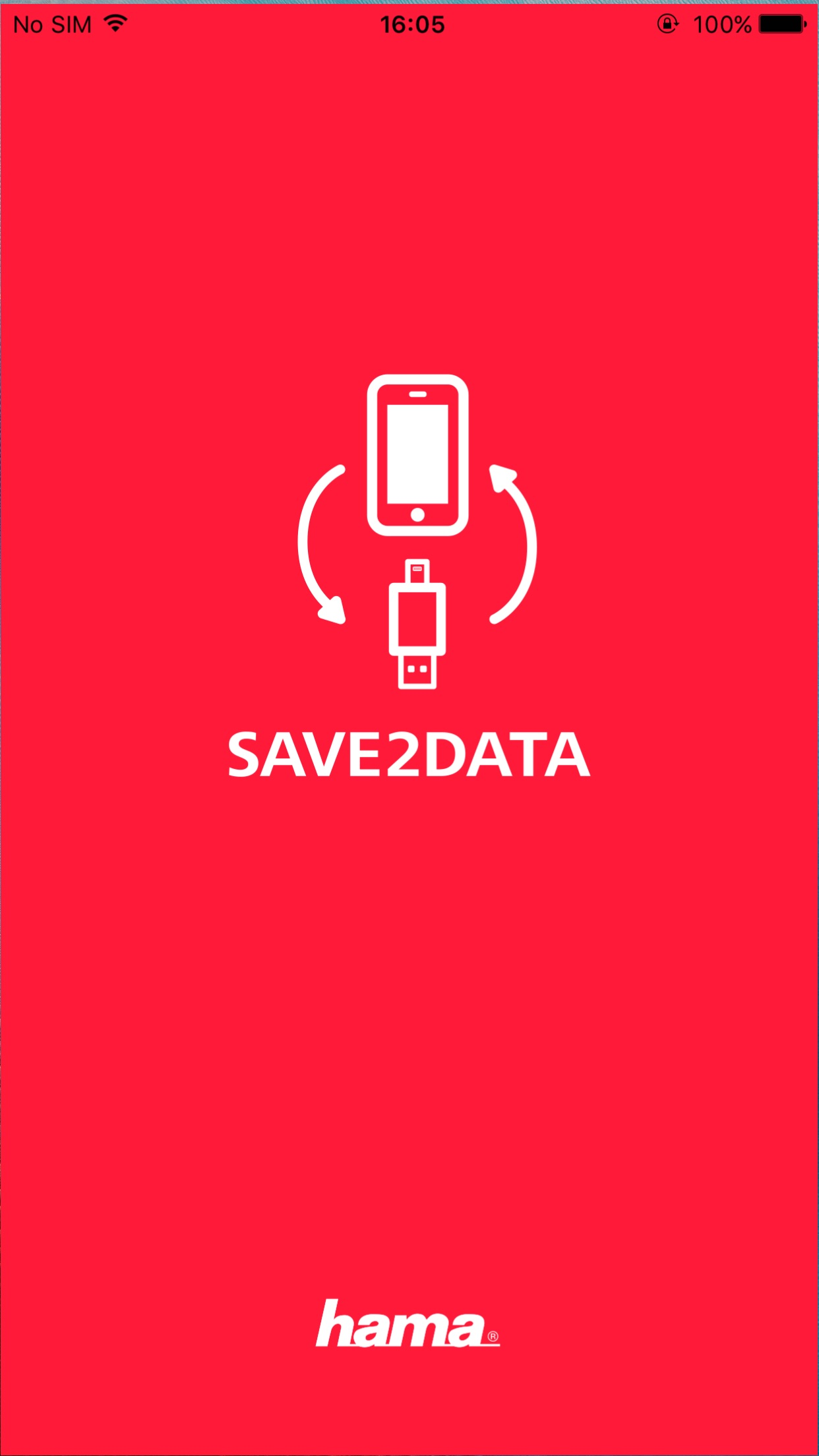 Save2Data Screenshot