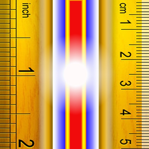 Laser Pointer Ruler - 3D Tape Measure