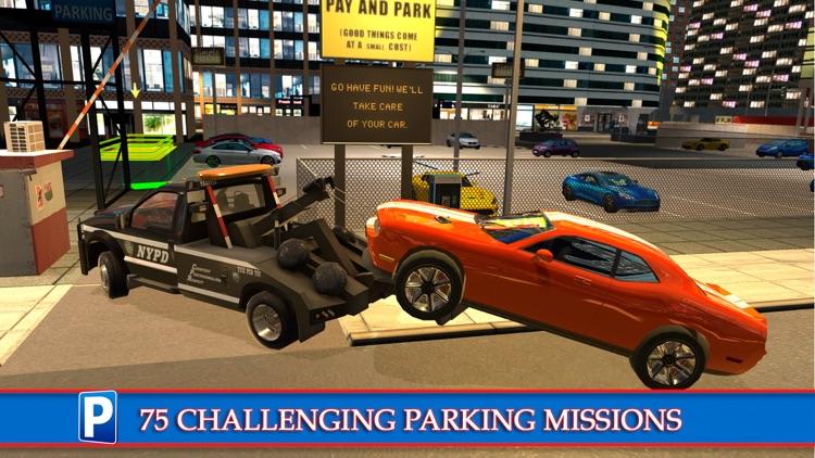 Car Parking Games New York Taxi