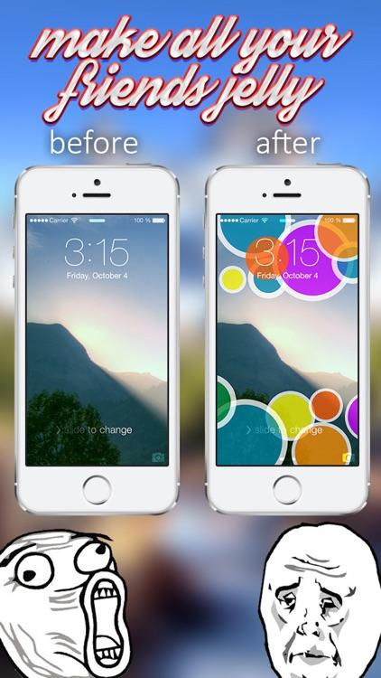 iLocks - New Lock Screen Wallpapers
