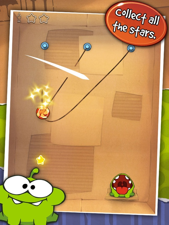 Cut the Rope HD™ screenshot-4