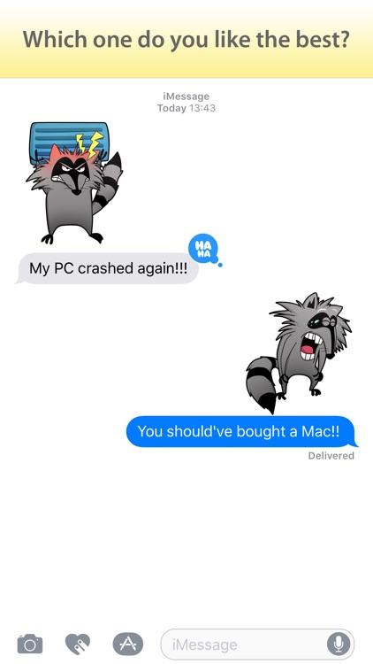 Raccoon screenshot-4