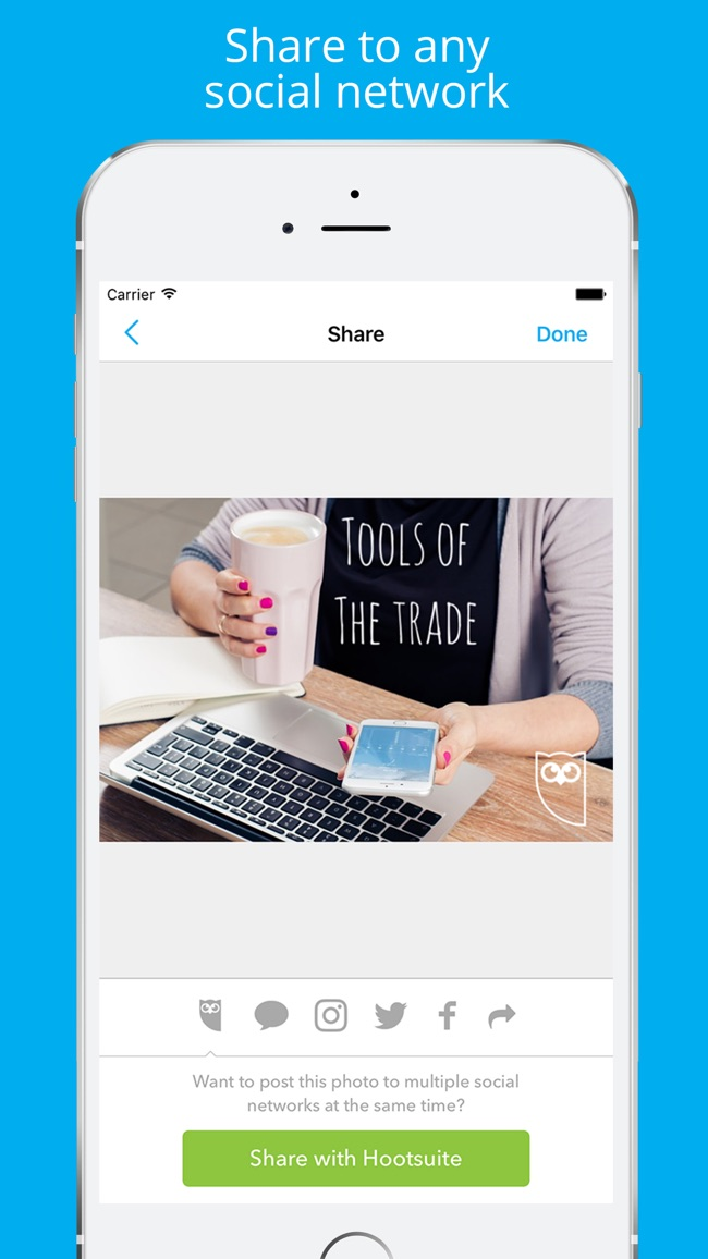 Enhance - Stock Photo Editor Screenshot
