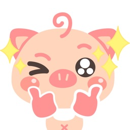 想你的小猪-表情包