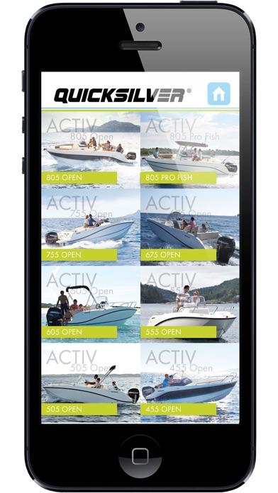 Quicksilver Boats UK screenshot two