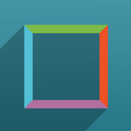 Ícone do app Edges - A Puzzle Challenge