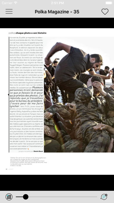 Polka, le magazine du photojournalisme sur iPad-capture-4